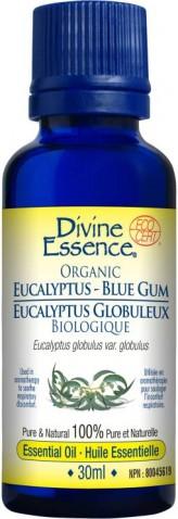Eucalyptus-Blue Gum - Essential Oil *ORGANIC*
