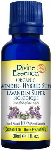 Lavender-Hybrid Super - Essential Oil *ORGANIC*