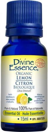 Lemon - Essential Oil *ORGANIC*