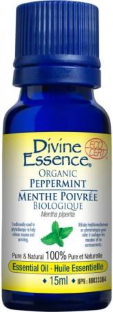 Peppermint - Essential Oil *ORGANIC*